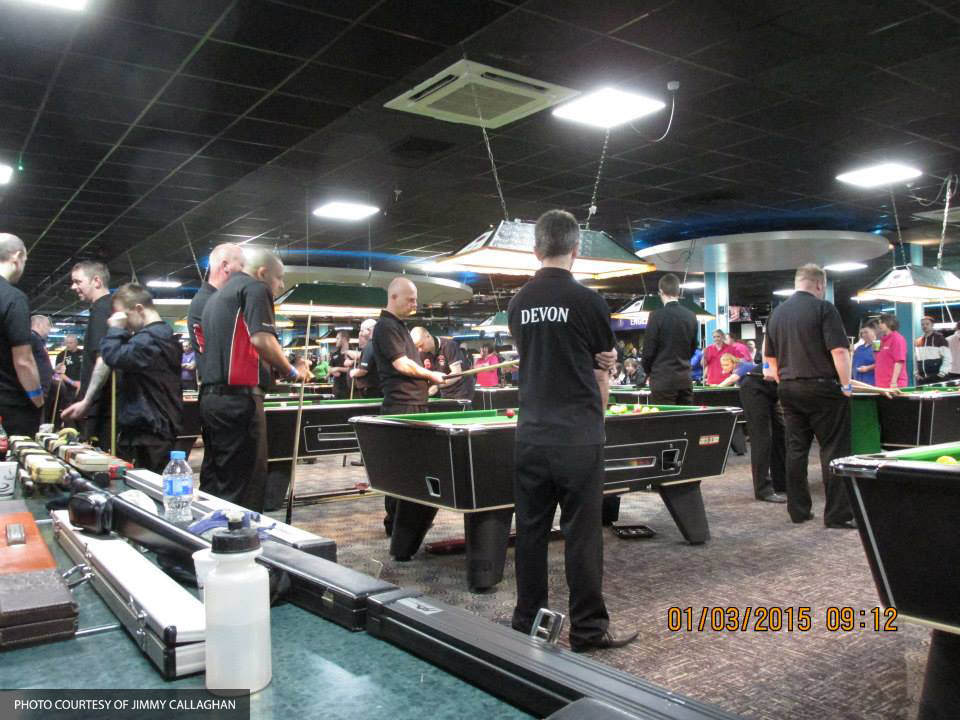 Berkshire Mens 'A' National Championship 2015 @ Vauxhall Holiday Park Great Yarmouth